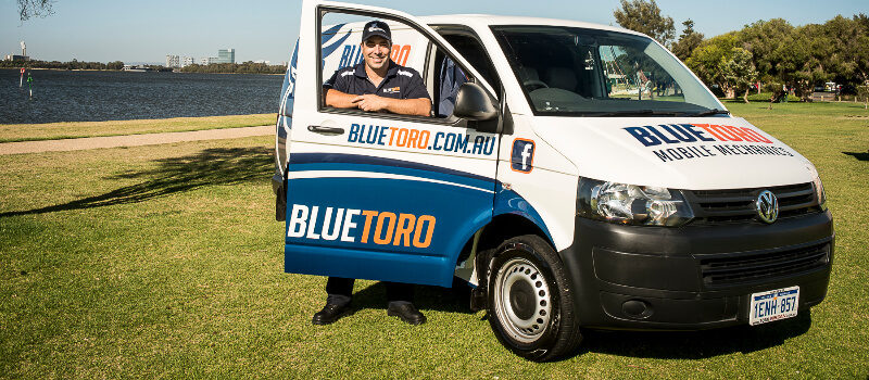 Blue Toro Belmont is Now Open for Business